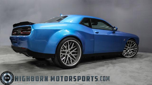 2016 Dodge Challenger, 770 hp, wide body kit, custom paint