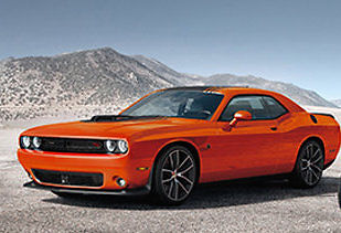 2016 dodge challenger scat pack shaker 392 go mango 8. Black Bedroom Furniture Sets. Home Design Ideas