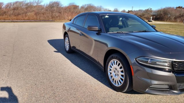 2016 Dodge Charger Awd Police Pursuit With Street
