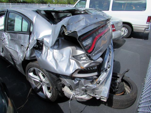 2016 dodge charger r t v8 auto damaged wrecked for parts only. Black Bedroom Furniture Sets. Home Design Ideas