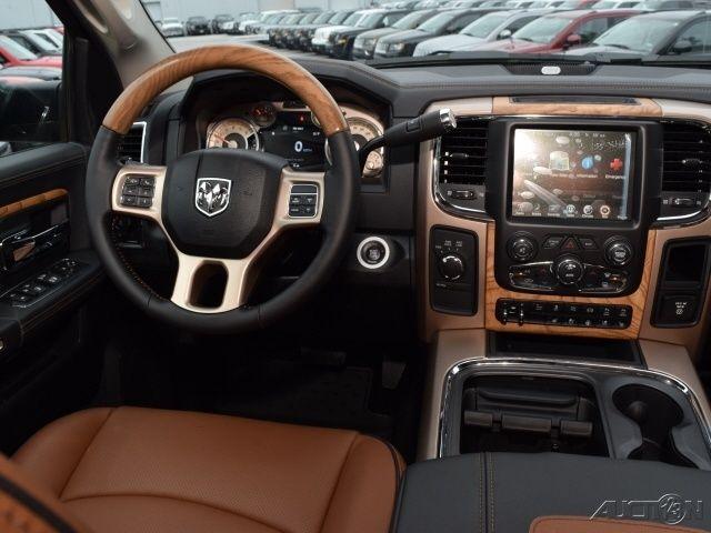 2016 Dodge Ram 2500 Crew Cab Laramie Longhorn 4x4 Truck
