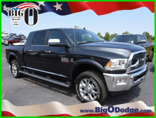 2016 Dodge Ram 2500 Limited Mega Cab Nav Sunroof Loaded Priced To Quick