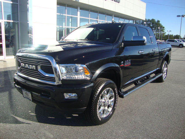 2016 dodge ram 2500 mega cab limited 4x4 lowest in. Black Bedroom Furniture Sets. Home Design Ideas