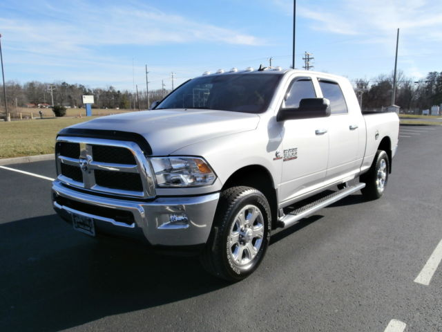 2016 dodge ram 3500 mega cab 6 speed 4x4 diesel. Black Bedroom Furniture Sets. Home Design Ideas