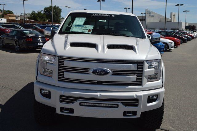2016 Ford F-150 Tuscany FTX Shelby Supercharged