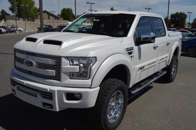 2016 ford f 150 tuscany ftx shelby supercharged. Black Bedroom Furniture Sets. Home Design Ideas