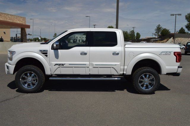 Shelby F150 For Sale >> 2016 Ford F-150 Tuscany FTX Shelby Supercharged