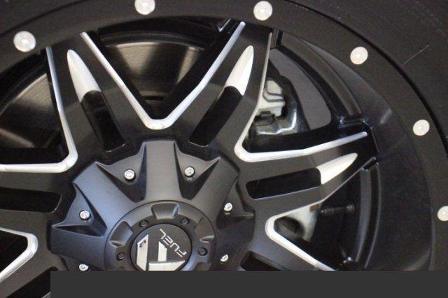 Ford F Xlt X Inch Lift Inch Wheels Custom Leather