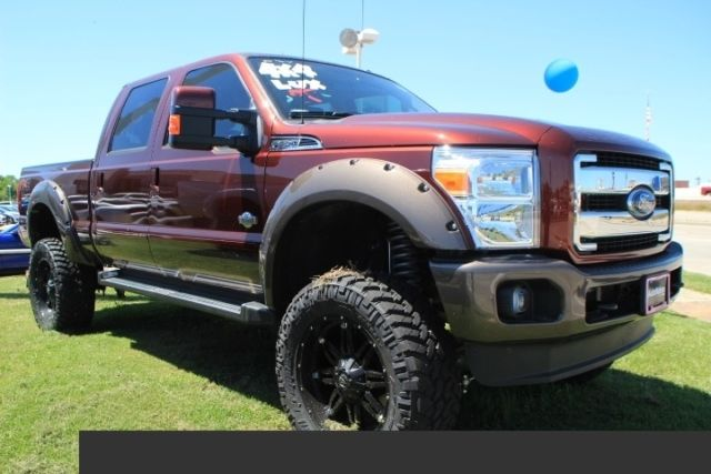 2016 ford f 250 king ranch 6 7l diesel 4x4 6 suspension. Black Bedroom Furniture Sets. Home Design Ideas