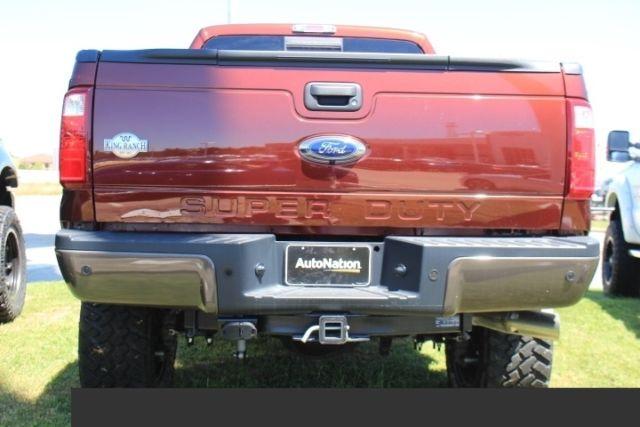 2016 ford f 250 king ranch 6 7l diesel 4x4 6 suspension lift 22 wheels. Black Bedroom Furniture Sets. Home Design Ideas