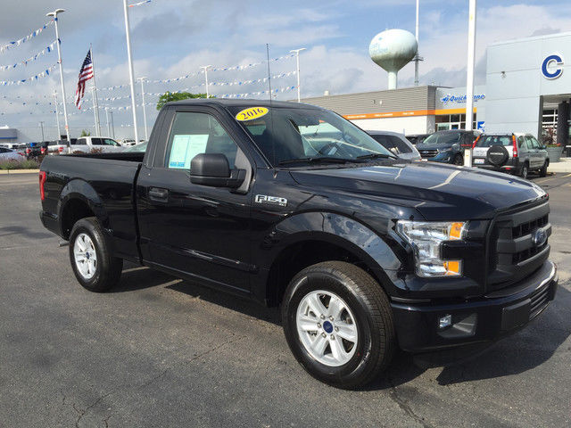 Ford Extended Warranty Cost >> 2016 FORD F150 XL SPORT REG CAB POWER WINDOWS LOCKS ONLY