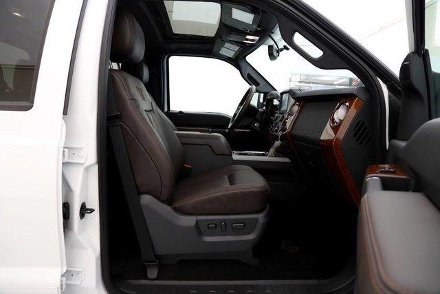 2016 Ford F250 King Ranch Custom 4x4 Diesel Lift Kit Fox