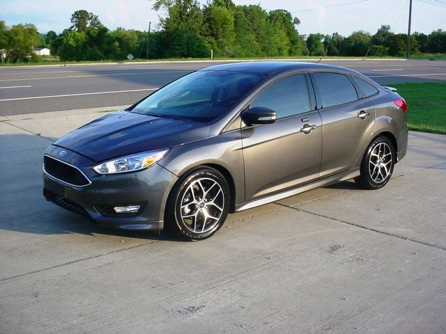 2016 Ford Focus Se Sport No Reserve Salvage Damaged Rebuildable Repairable