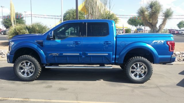 2016 Ford F150 Lariat For Sale >> 2016 Ford FTX Tuscany F150 in Blue Flame **NEW**