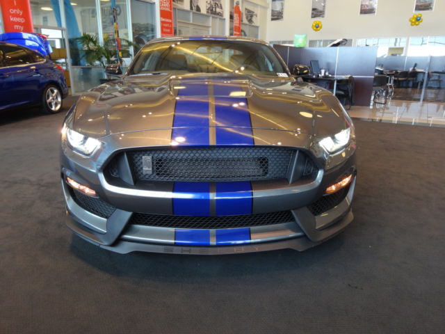 2016 ford mustang shelby gt350 magnetic with tech pack. Black Bedroom Furniture Sets. Home Design Ideas