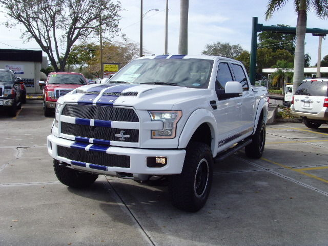 F150 Shelby Interior >> 2016 FORD SHELBY F150 4X4 700HP