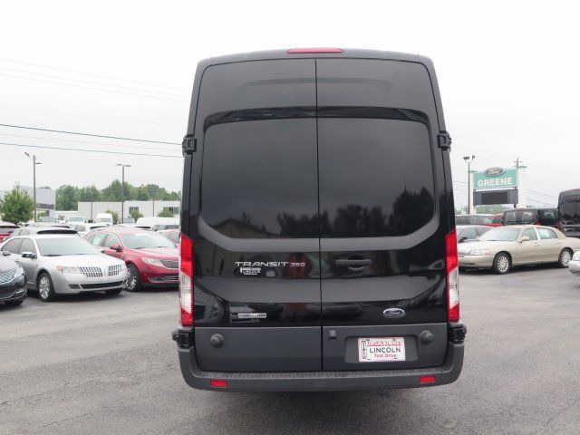 2016 ford transit cargo van t350 11 729 miles shadow black full size cargo van i. Black Bedroom Furniture Sets. Home Design Ideas