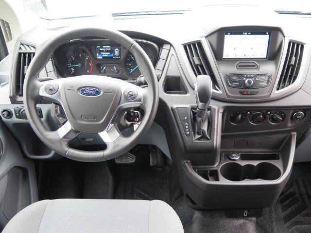 2016 Ford Transit Cargo Van T350 11 729 Miles Shadow Black