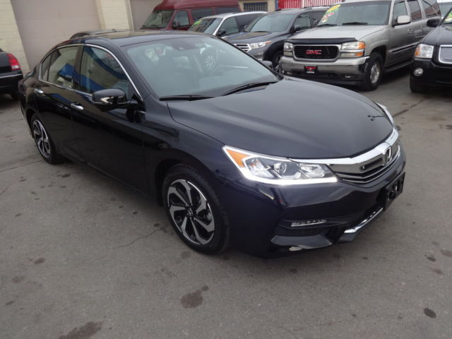 2016 honda accord ex l v6 cvt w honda sensing. Black Bedroom Furniture Sets. Home Design Ideas