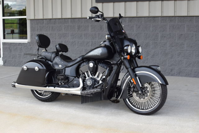 Used Cars Charlotte Nc >> 2016 INDIAN DARK HORSE CUSTOM **STUNNING** $15K IN XTRA'S ...