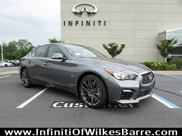 2016 Infiniti Q50 3 0t Red Sport 0 Graphite Shadow 4dr Car