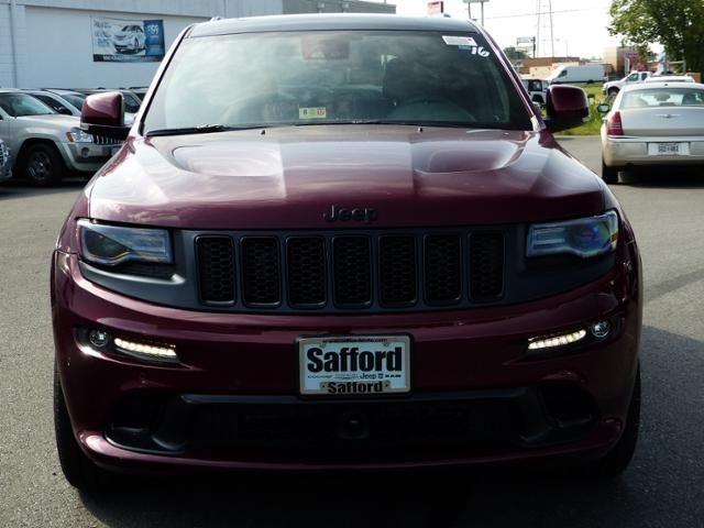 2016 jeep grand cherokee 0 miles velvet red pearlcoat - 2016 jeep grand cherokee exterior colors ...