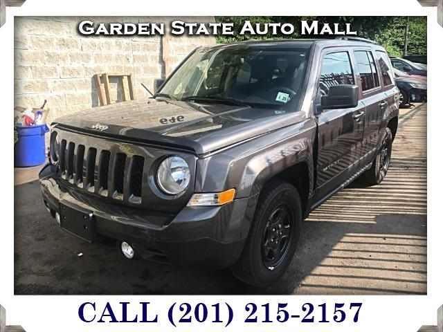 2016 Jeep Patriot Sport Call For Repair Estimate Utility 4 Cylinder Engin