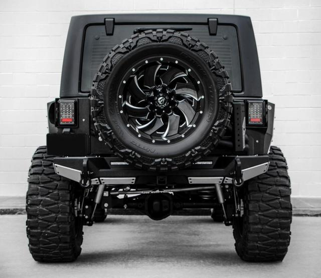 2016 Jeep Wrangler 4x4 Custom Paint Leather 6 Quot Lift Long