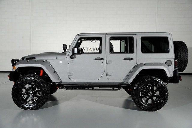 2016 jeep wrangler lift wheels black tires gps. Black Bedroom Furniture Sets. Home Design Ideas