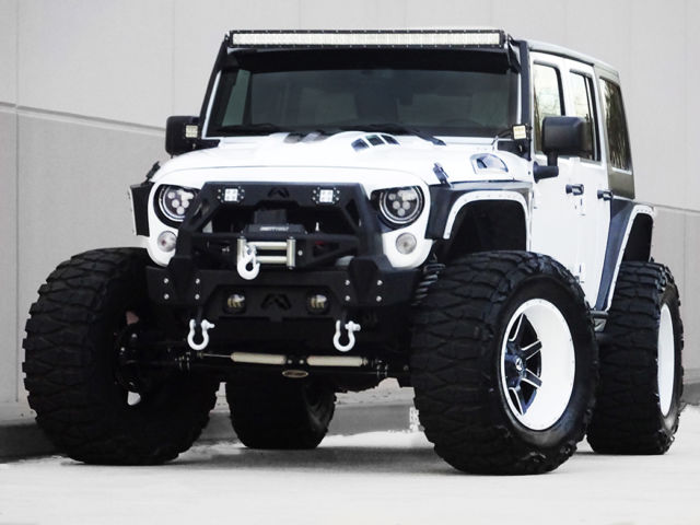 2016 Jeep Wrangler Sport Unlimited Alpine 10 5 Touch