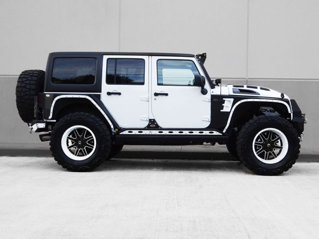 2016 jeep wrangler sport unlimited alpine 10 5 39 39 touch screen white leather. Black Bedroom Furniture Sets. Home Design Ideas
