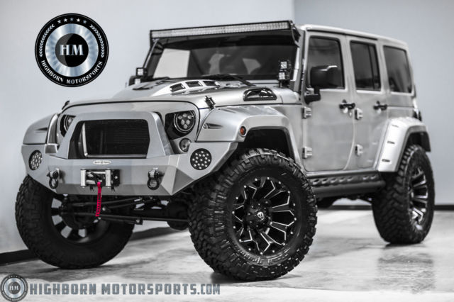 2016 Jeep Wrangler Sport Unlimited Nav Bluetooth Custom