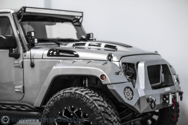 2016 jeep wrangler sport unlimited nav bluetooth custom leather. Black Bedroom Furniture Sets. Home Design Ideas