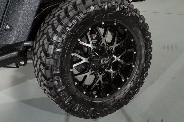 2016 Jeep Wrangler Unlimited 4 Door Lifted Custom Sport