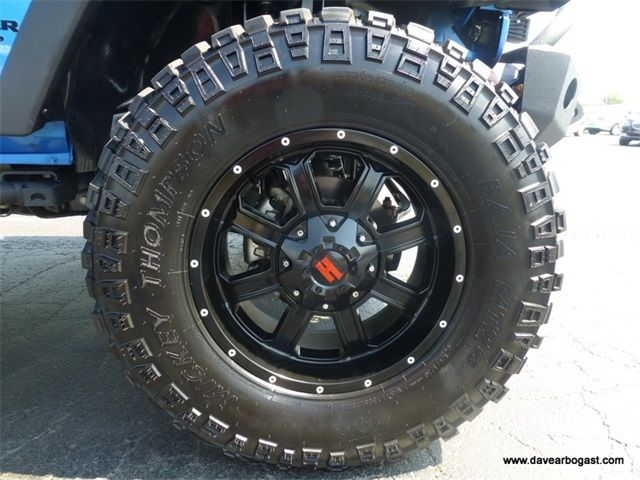 2016 Jeep Wrangler Unlimited Lifted Rocky Ridge 3 5 Quot Lift