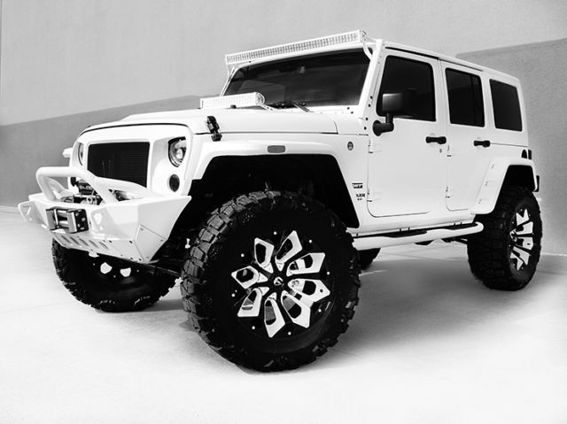 jeep wrangler unlimited nav leather custom white interior 2016 jeep. Cars Review. Best American Auto & Cars Review