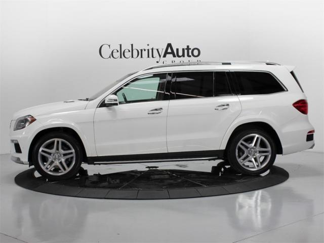 2016 mercedes benz gl550 4matic 107 890 msrp bang