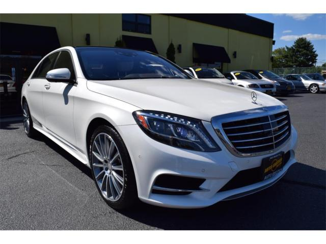 Mercedes Benz S Cl 2016 Technical Specifications
