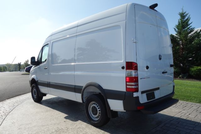 2016 Mercedes Benz Sprinter 2500 M2ca144 4x4 High Roof