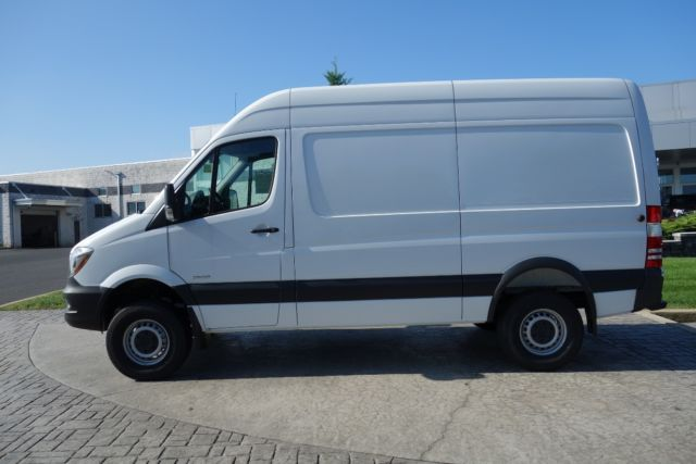 2016 mercedes benz sprinter 2500 m2ca144 4x4 high roof for Mercedes benz sprinter 2500 mpg
