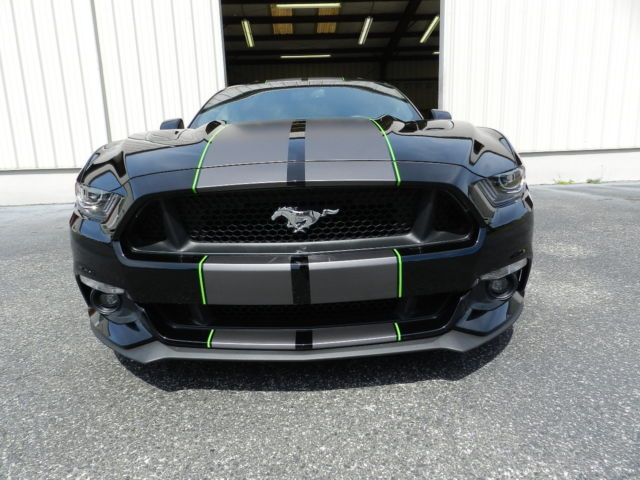 2016 mustang gt roush supercharged 670 hp. Black Bedroom Furniture Sets. Home Design Ideas