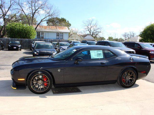 2016 New Dodge Challenger Hellcat Supercharged Maximum