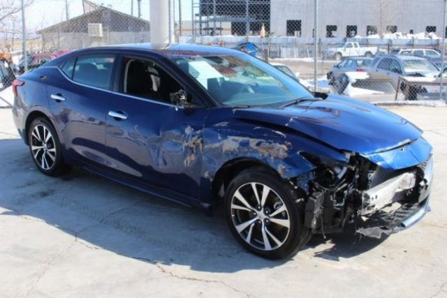 2016 Nissan Maxima 3 5 S Salvage Wrecked Repairable Wont