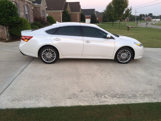 Toyota Avalon 2016 Technical Specifications