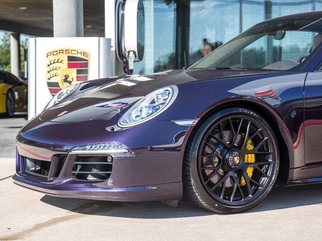 2016 porsche 911 carrera gts nav manual bose viola metallic park assist. Black Bedroom Furniture Sets. Home Design Ideas