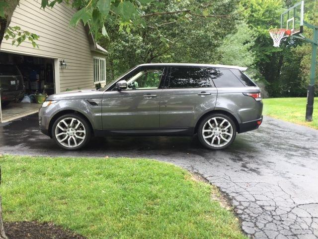 2016 Range Rover Sport Se Rare 3rd Row Seating 22 Quot Wheels