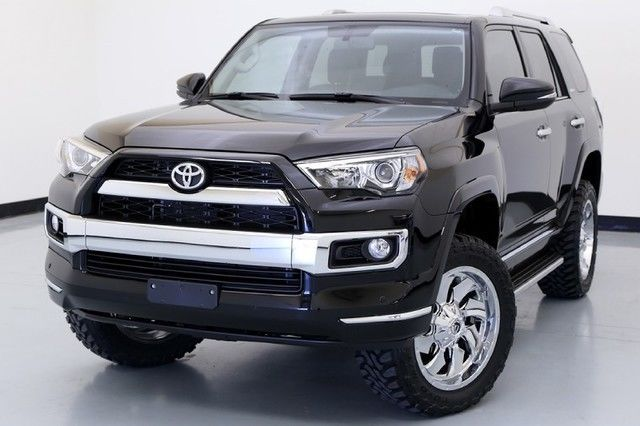 2016 Toyota 4Runner Limited Custom 4X4 3in Rev Tek Toyo ...