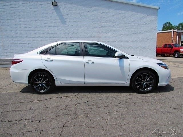 2016 Toyota Camry Xse Leather Roof Back Up Camera