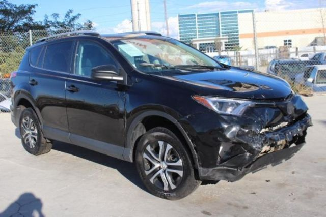 2016 Toyota Rav4 Le Awd Damaged Salvage Many Options Perfect Project Wont Last