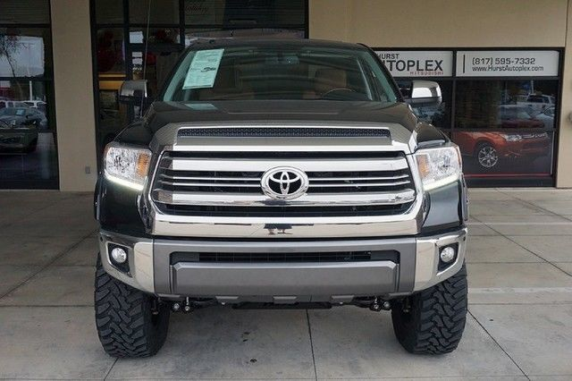 1794 Toyota Tundra >> 2016 Tundra Crew Max 6 inch Lift 20 inch Fuel Wheels Navigation 1794 Edition